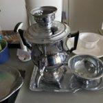Iran tea server