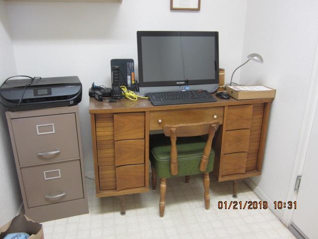 MCM desk