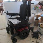 electrical wheelchair