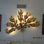 lighted wall art