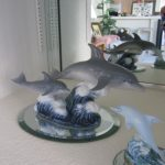 lladro dolphins