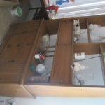 dr hutch shelf set
