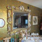 tv room mirror